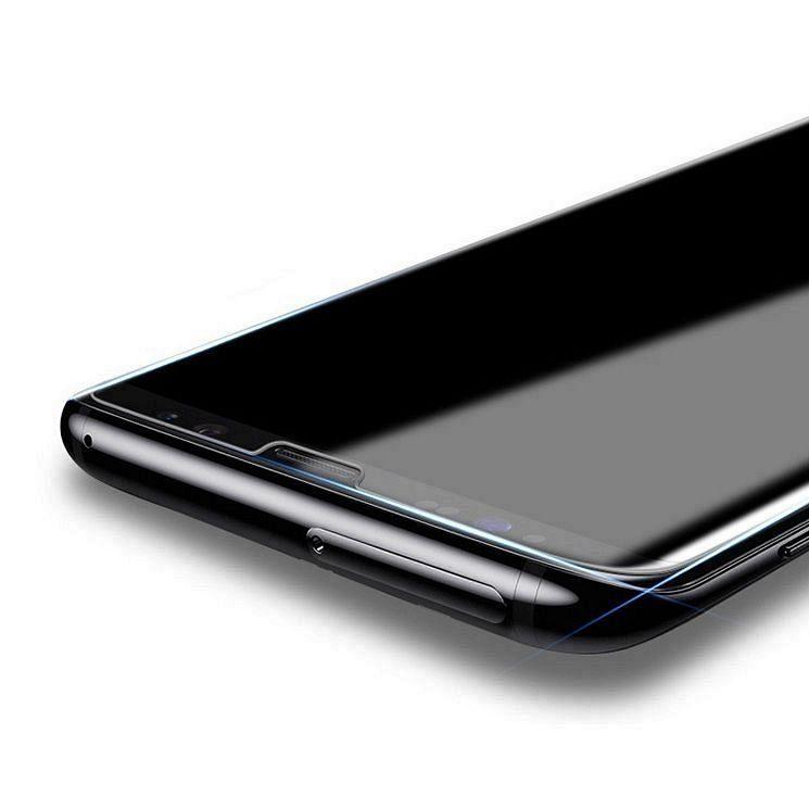 Premium kaljeno zaščitno steklo (UV svetloba) za LG V40
