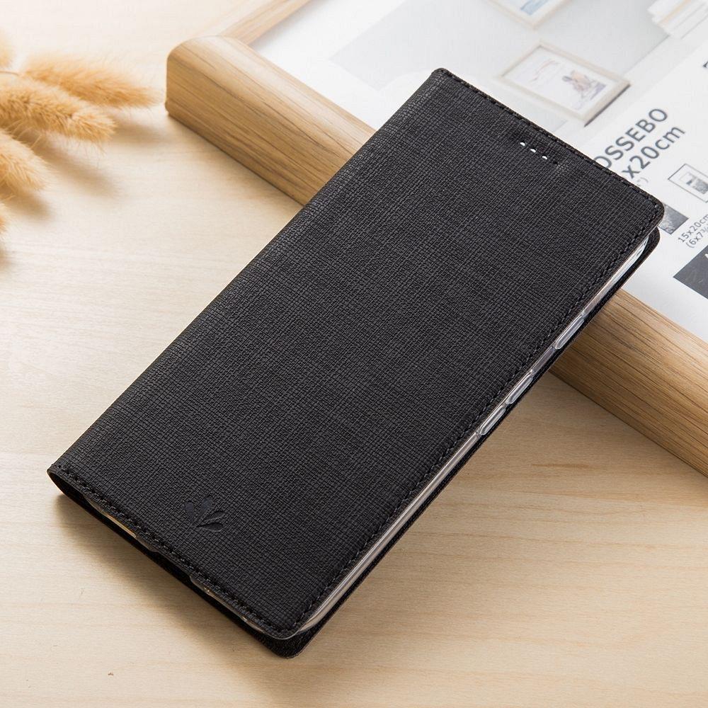 Preklopna maska Vili (black) za Sony Xperia XA1 Ultra