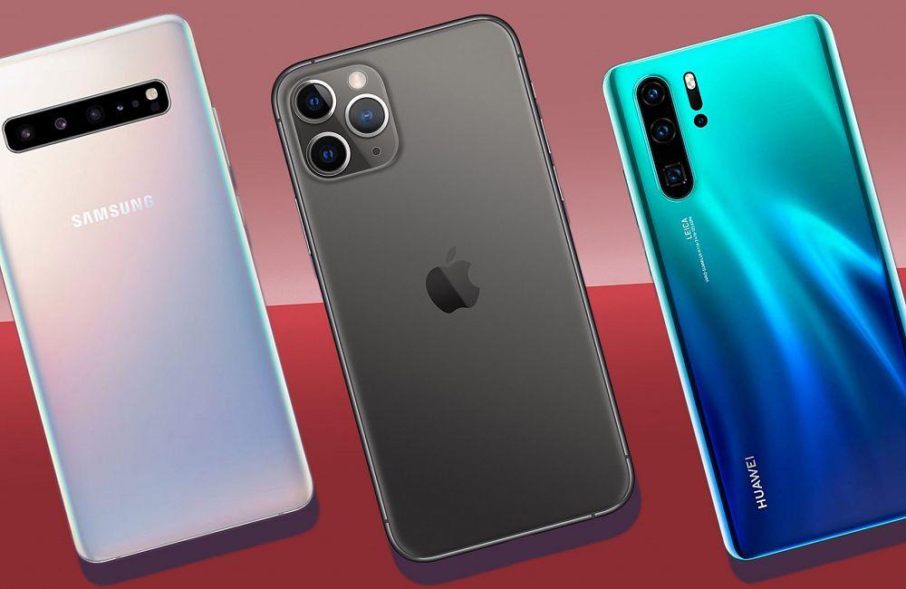 6 Najbolj vročih telefonov 2020!