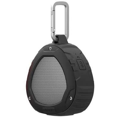 Nillkin S1 vodoodporen zvočnik Bluetooth (Črn)