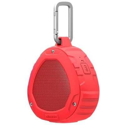 Nillkin S1 vodoodporen zvočnik Bluetooth (Rdeč)