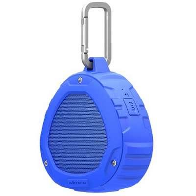Nillkin S1 vodoodporen zvočnik Bluetooth (Moder)
