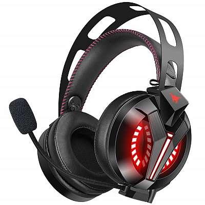 Slušalke z vikrofonom COMBATERWING M180pro