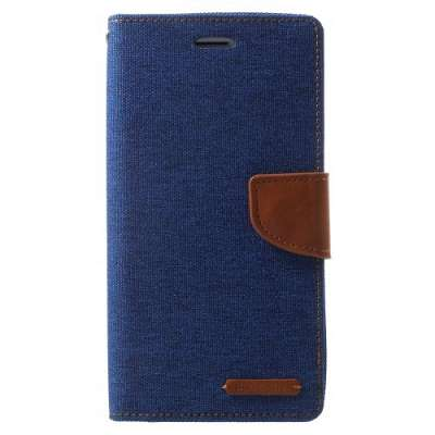 Preklopni ovitek Goosprey (blue) za iPhone 7 Plus/8 Plus