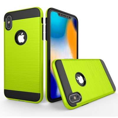 Ovitek Extra armor (Zelen) za Apple iPhone XS Max
