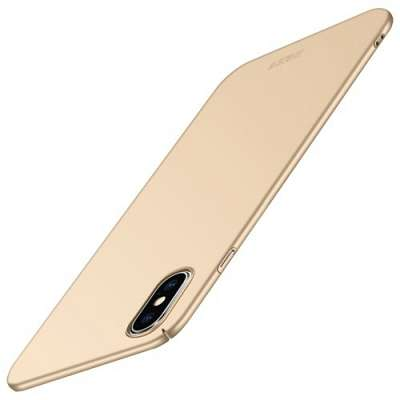 Ovitek MOFI (gold) za iPhone XS Max