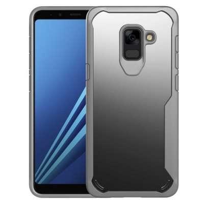 Ovitek Shock (črn) za Samsung Galaxy A8 2018