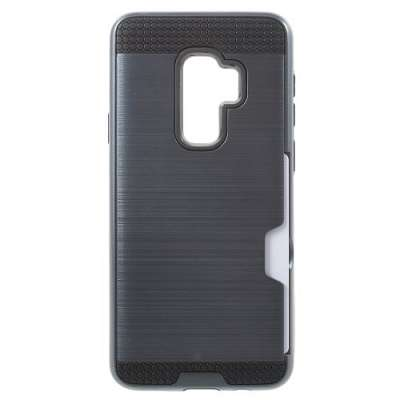 Ovitek Card (temno moder) za Samsung Galaxy S9 Plus
