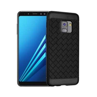 Ovitek I-ZORE (črn) za Samsung Galaxy A8 2018