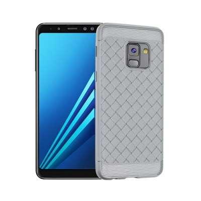 Ovitek I-ZORE (siv) za Samsung Galaxy A8 2018