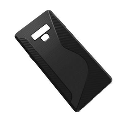 Ovitek S-line (Črn) za Galaxy Note 9