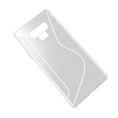 Ovitek S-line (Prozoren) za Galaxy Note 9
