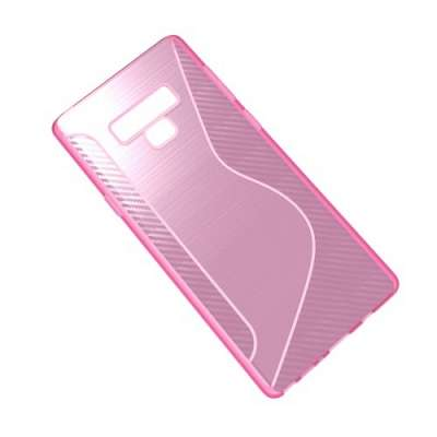 Ovitek S-line (Roza) za Galaxy Note 9