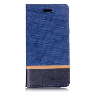 Preklopni ovitek Business (Blue) za Galaxy J6 2018