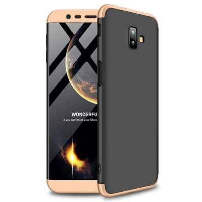 Ovitek 360 (Rose gold) za Galaxy J6 2018 Plus