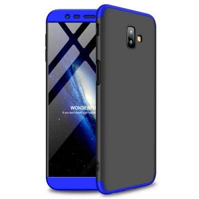 Ovitek 360 (Blue-black) za Galaxy J6 2018 Plus
