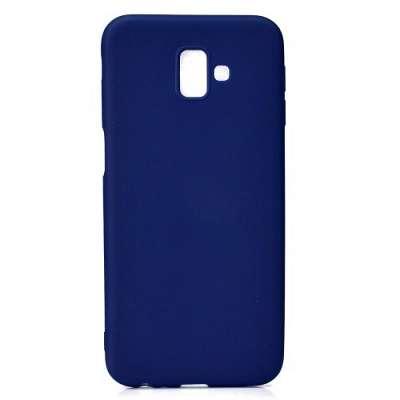 Ovitek TPU (dark blue) za Samsung Galaxy J6+