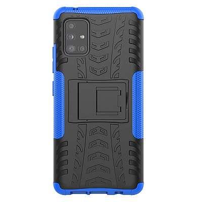 Ovitek Tire (Moder) za Samsung Galaxy A51
