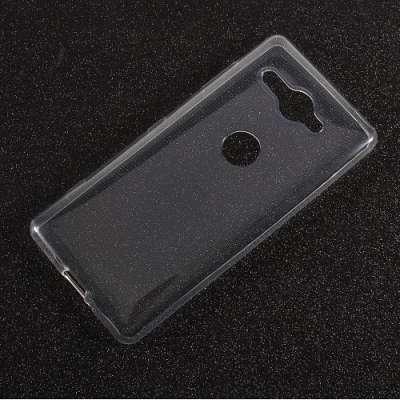 Ovitek TPU (prozoren) za Sony Xperia XZ2 Compact