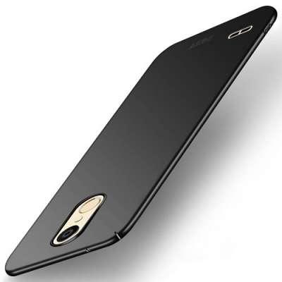 Ovitek PC MOFI (black) za LG K10 (2018)