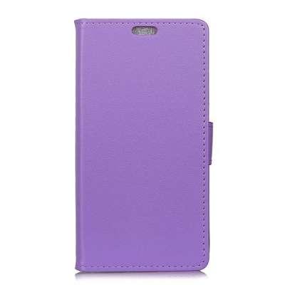Preklopni ovitek (purple) za  LG K10 (2018) / K11