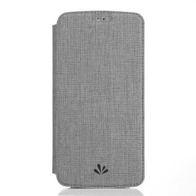 Preklopni ovitek VILI (grey) za LG K10 (2018)