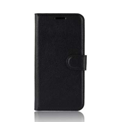 Preklopni ovitek (Črn) za LG Q7