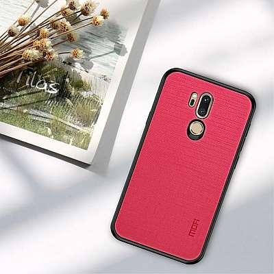 Ovitek Mofi (Red) za LG G7 ThinQ