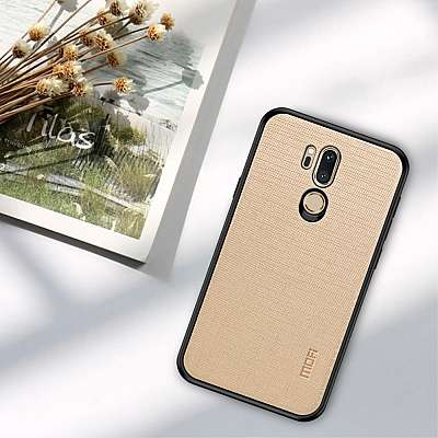Ovitek Mofi (Gold) za LG G7 ThinQ