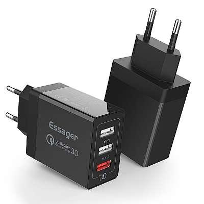 Stenski adapter ESSAGER (3 izhodi)