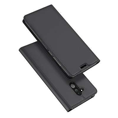 Preklopni ovitek Dux Ducis (black) za Huawei Mate 20 Lite