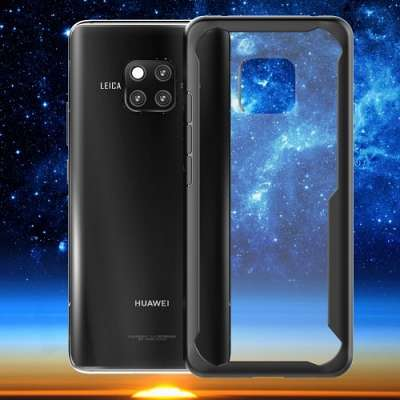Ovitek Edges (črn) za Huawei Mate 20 Pro