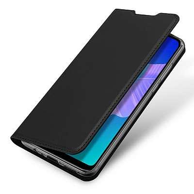 Preklopni ovitek DUX DUCIS (black) za Huawei P40 Lite E