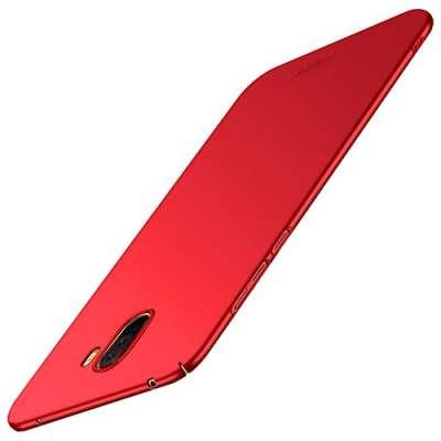 Ovitek PC MOFI (rdeč) za Xiaomi Pocophone F1