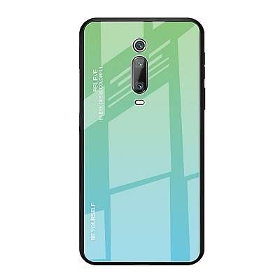 Ovitek TPU + glass (green) za Xiaomi K20
