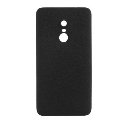 Ovitek TPU (črn) za Xiaomi Redmi Note 4