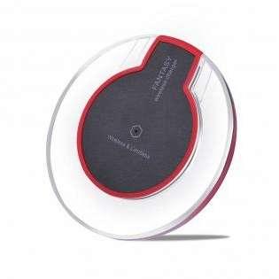 Brezžična polnilna postaja WP020 (black and red)