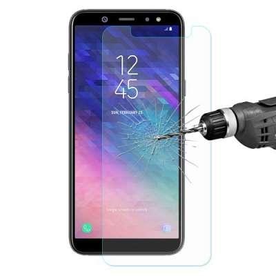 Kaljeno zaščitno steklo (0,26mm) za Samsung Galaxy A6 Plus 2018