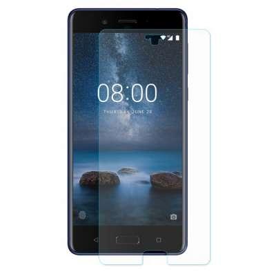 Kaljeno zaščitno steklo ENKAY (modro) za Nokia 8