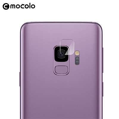 Zaščitno steklo za kamero MOCOLO za Samsung Galaxy S9