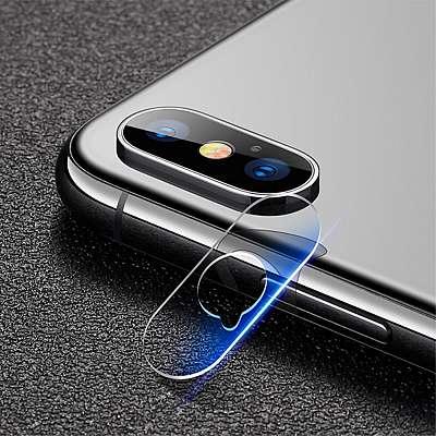 Zaščitno steklo za kamero - iPhone X/XS