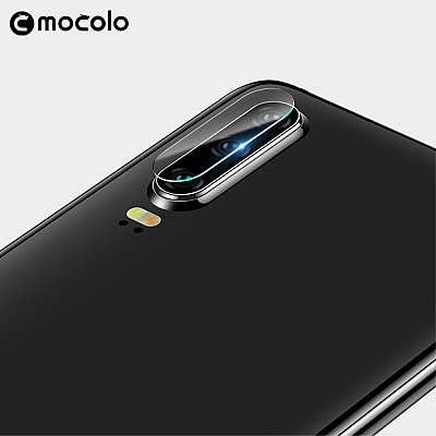 Zaščitno steklo Mocolo (2PC) za kamero za Huawei P30