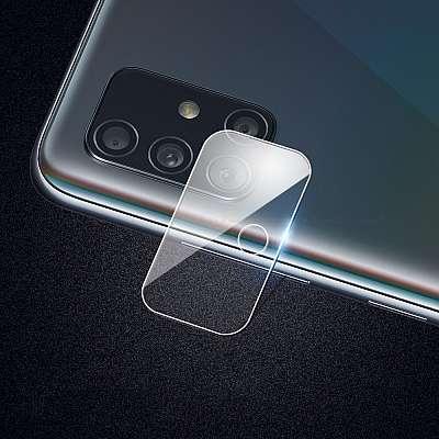 Zaščitno steklo za kamero za Samsung Galaxy A71
