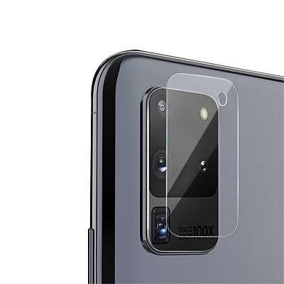 Zaščitno steklo za kamero za Samsung Galaxy S20 Plus