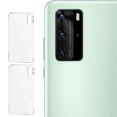 Zaščitno steklo za kamero IMAK (2PC) za Huawei P40 Pro