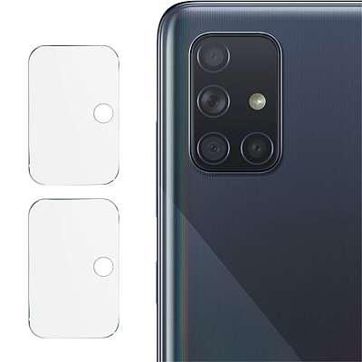 Zaščitno steklo za kamero IMAK (2PC) za Samsung Galaxy A71