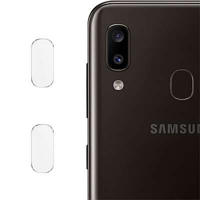 Zaščitno steklo za kamero IMAK (2PC) za Samsung Galaxy A20/A20E