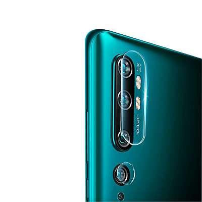 Zaščitno steklo za kamero - Xiaomi Note 10/Note 10 Pro