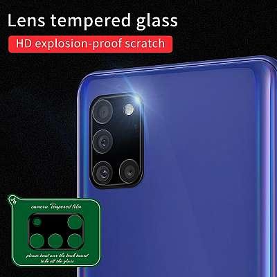 Zaščitno steklo za kamero - Samsung Galaxy A31