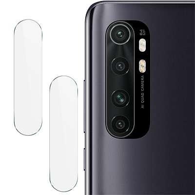 Zaščitno steklo za kamero (2pcs) - Xiaomi Mi Note 10 Lite